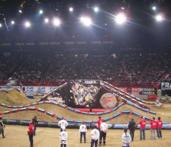 10/11/12 : SUPERCROSS DE PARIS BERCY