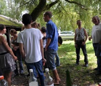 21/08/11: REPAS A FRAMBOIS