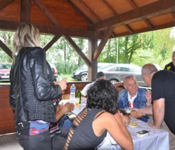 26/08/12 : REPAS BENEVOLS SUITE RASSEMBLEMENT VMAX
